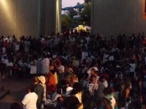 State Fair Gospel Festival audience